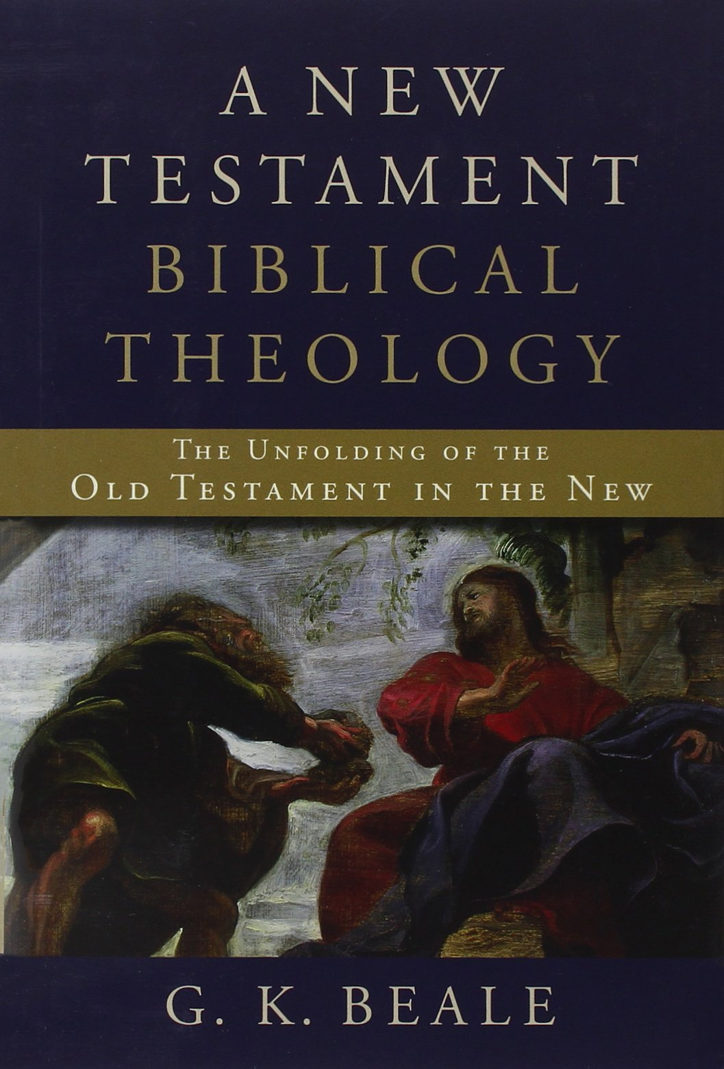 Hafemann\'s Review of Beale\'s NT Biblical Theology - exegetical.tools