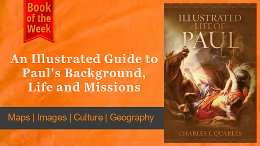 Learn about Paul's Life and Missions with this Illustrated Guide