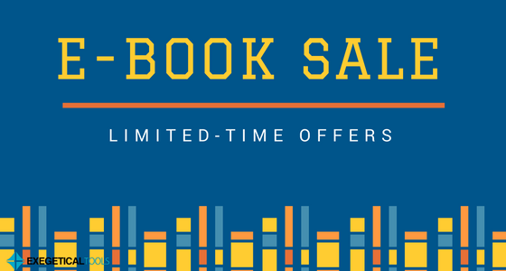 More Preaching E-Book Sales!