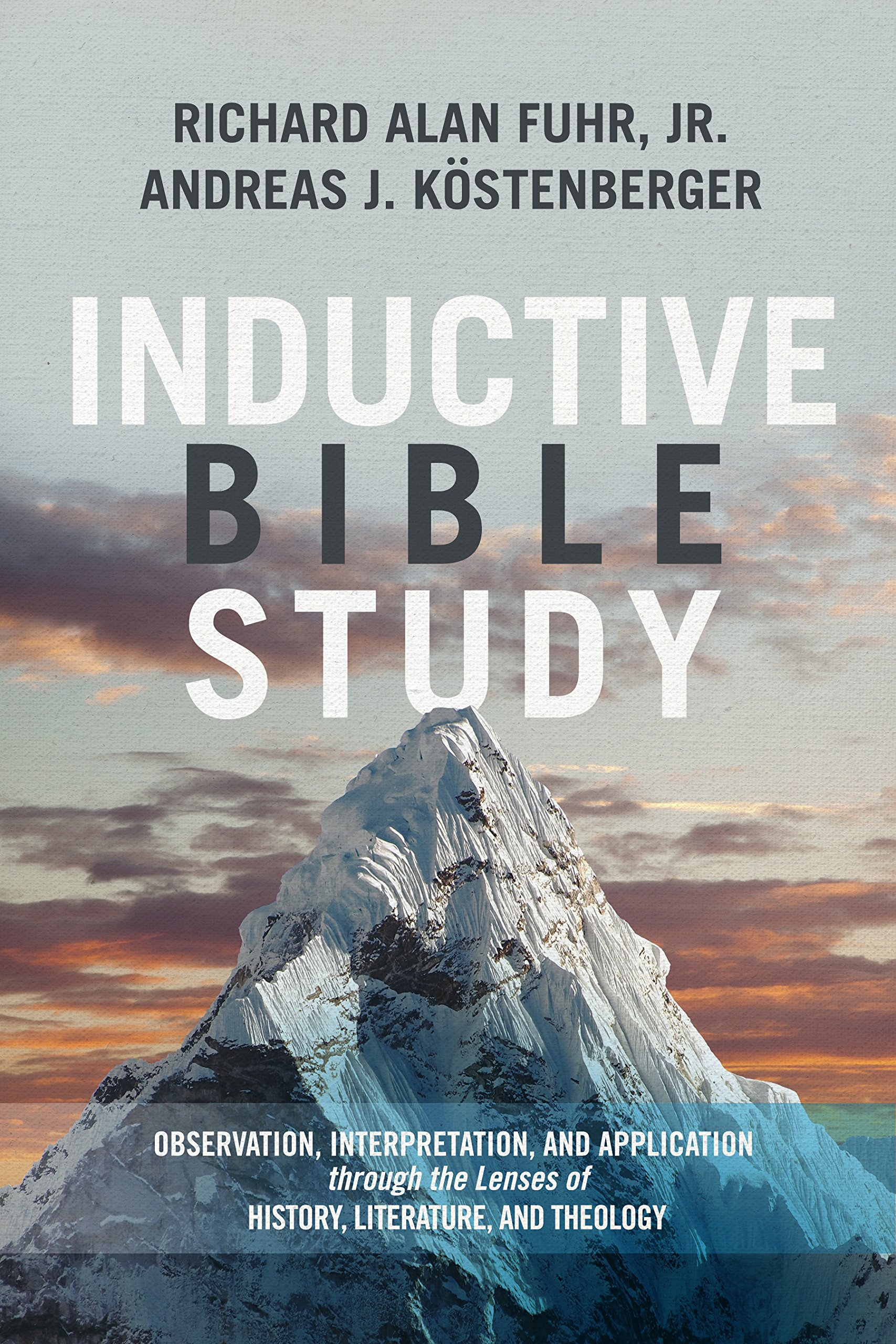 Five Reasons to Study the Bible Inductively - exegetical tools