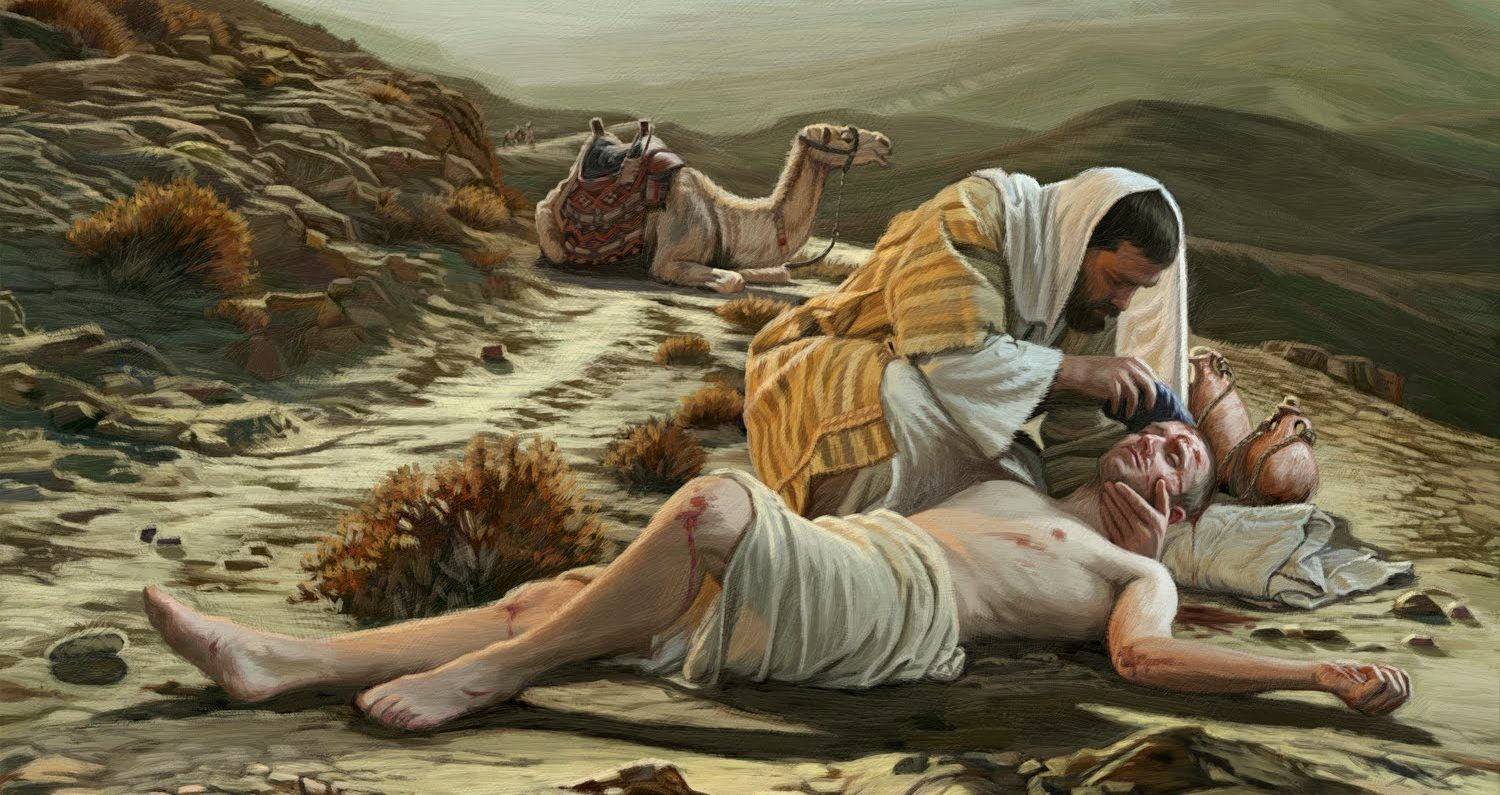 The Good Samaritan And Appropriate Allegory Exegeticalols